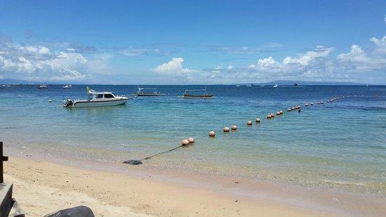 Novotel Bali Benoa : View from Cocos Beach Restaurant