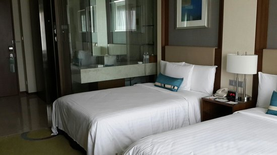 Courtyard by Marriott Seoul Times Square : Twin