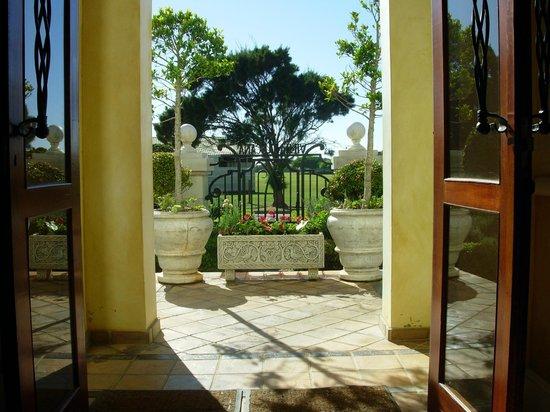 Villa Tuscana: Entrance