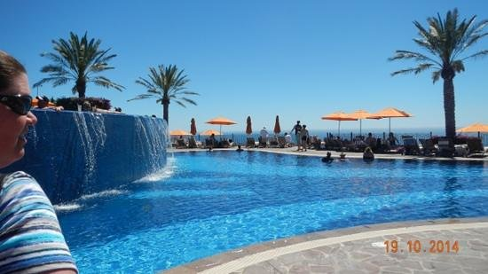 Pueblo Bonito Sunset Beach Golf & Spa Resort: more skypool!