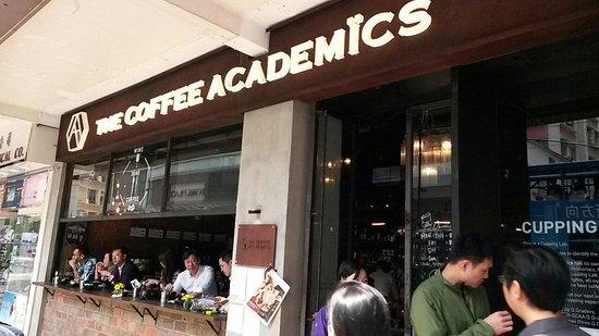 The Coffee Academics (Wan Chai)