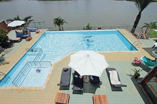 Le Carat : piscine