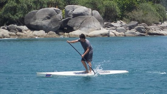 Sup Thai Longtail: SUP Race Day 2014