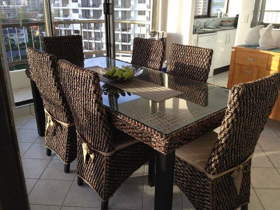 Boulevard North Apartments: Dining Area