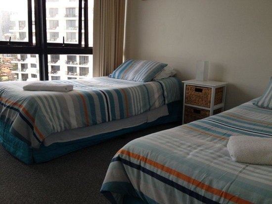 Boulevard North Apartments: Second bedroom