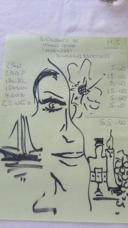 La Escalera: Такие там счета рисуют...
