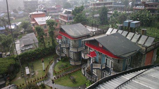 Hotel Kantipur Pokhara: Оьдельные домики