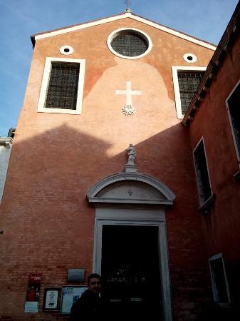 Chiesa di San Giacomo dell'Orio: Photo of San Giacomo dall'Orio taken with TripAdvisor City Guides