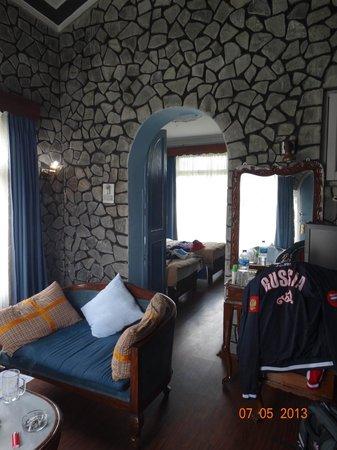 Hotel Kantipur Pokhara: Общий вид номера