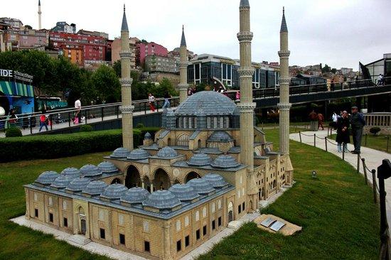Miniaturk: Mosque