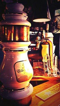 Ennis irish pub: Choperas