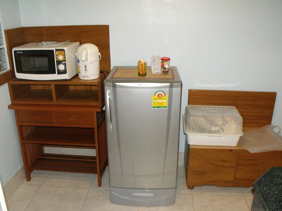 Baan Halle Hallo : Mini kitchen