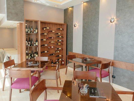 Hotel New Star : Restaurant