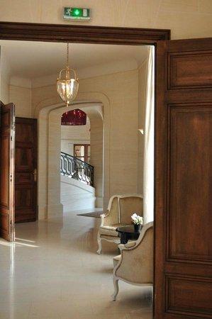 Tiara Chateau Hotel Mont Royal Chantilly : 長廊