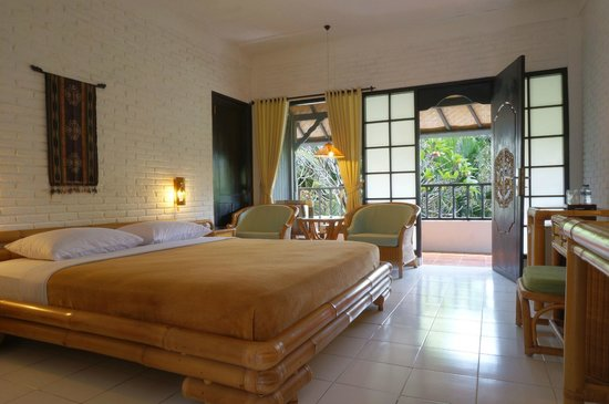 Puri Kelapa Garden Cottages : Standard Room
