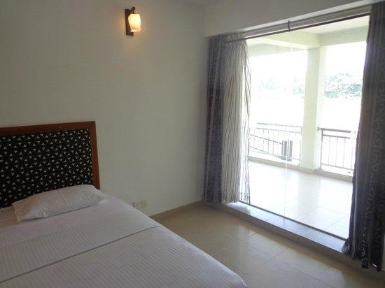 Hotel Pinnalanda: View from the rooms