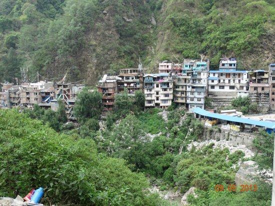 Zhangmu Treaty Port: До свидания, Непал.
