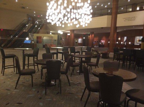 Hyatt Regency Santa Clara: Lobby