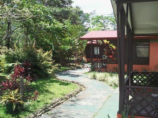 Hotel Faro Arenal: les cabinas