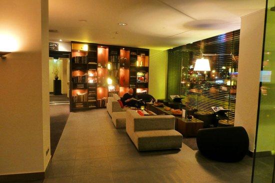 Park Hotel Amsterdam: Lobby