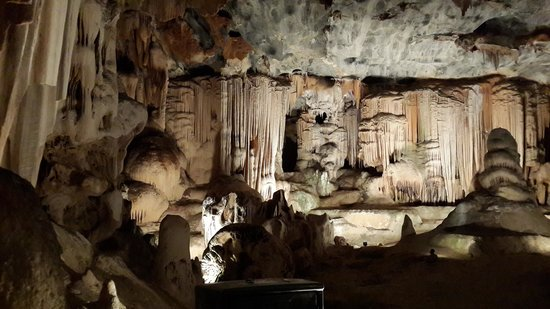 The Cango Caves: Cango