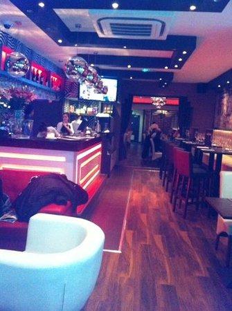MAZE Restaurant: the maze