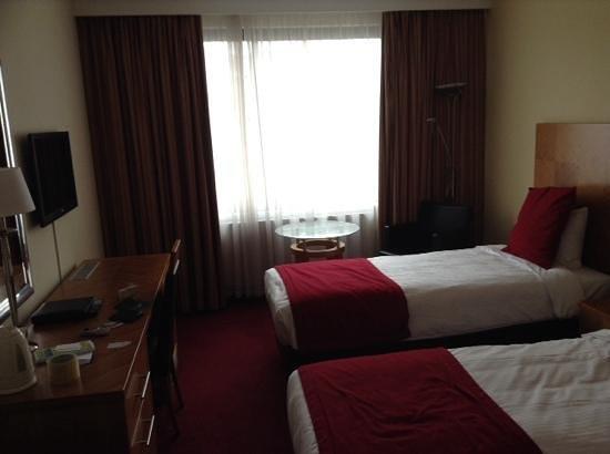 Gresham Belson Hotel : a room