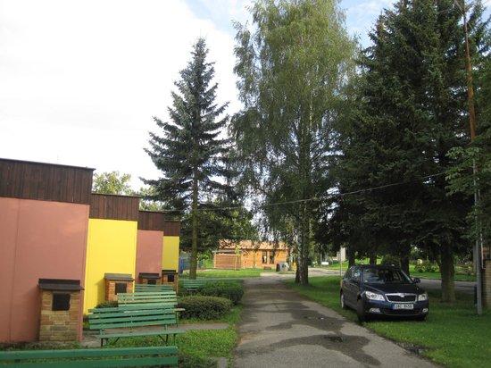 Motel Dlouha Louka: The bungalows