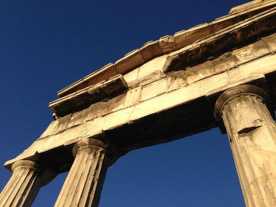 Acrópolis: A piece of the Acropolis