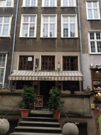 Photo of Cafe Cafe Kamienica at Ul. Mariacka 37/39, Gdansk 80-833, Poland