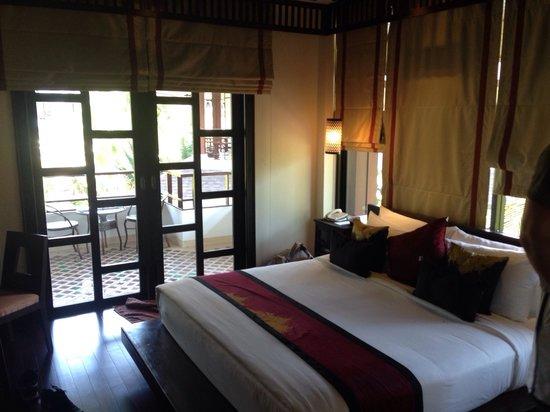 The Elements Krabi Resort: Bed