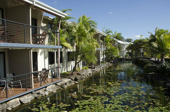 Ivory Palms Resort Noosa: Townhouses