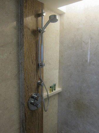 Hilton Petaling Jaya Hotel: Separate shower