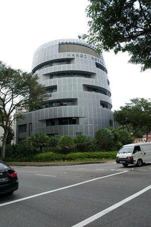 Wangz Hotel: Отель.
