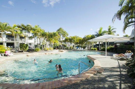 Ivory Palms Resort Noosa: Heated Swimming Pool