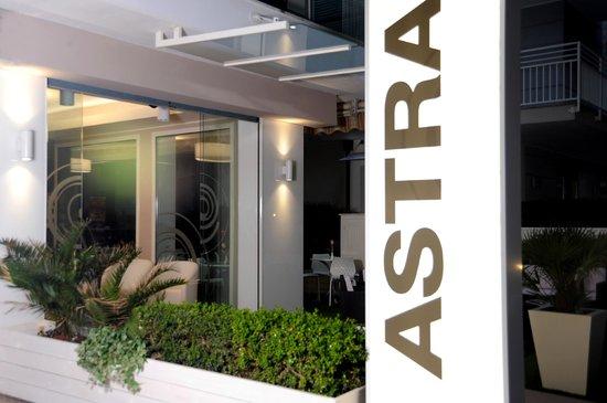 Hotel Astra : Ingresso