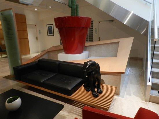 Pullman Paris Centre - Bercy: 1 этаж