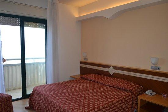 Best Western Hotel Europa: La stanza