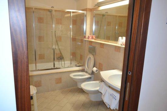 Best Western Hotel Europa: Il bagno