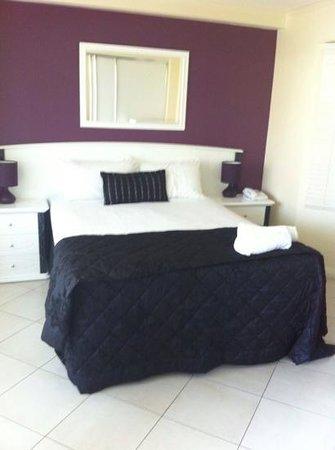 Breakfree Alexandra Beach Premier Resort : One bedroom apartment