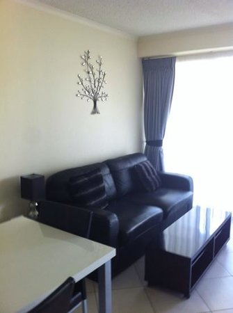 Breakfree Alexandra Beach Premier Resort : Lounge