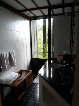Heritance Kandalama : The bathroom