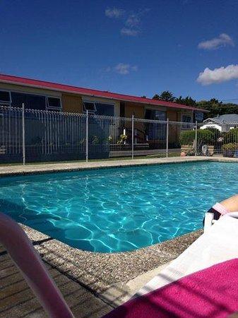 Ormond Street Motel : Our wonderful pool