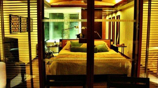 Centara Grand Beach Resort Phuket: Deluxe Svit med privat pool