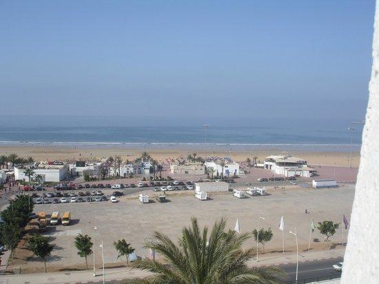 Royal Mirage Agadir Hotel : mer vue du balcon