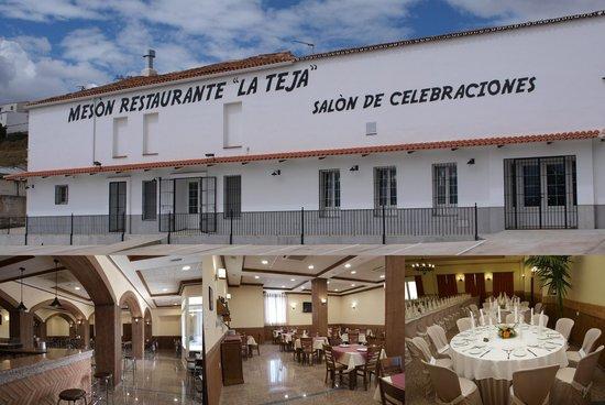 Mesón Restaurante La Teja: Presentación