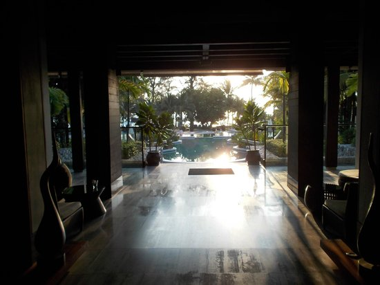 Natai Beach Resort & Spa, Phang-nga: Reception