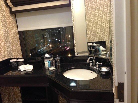 Hamilton Crowne Plaza Hotel: big enough
