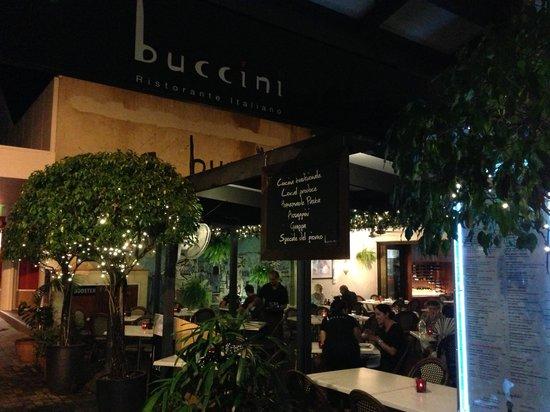 Bucci Italian Restaurant: Buccini!