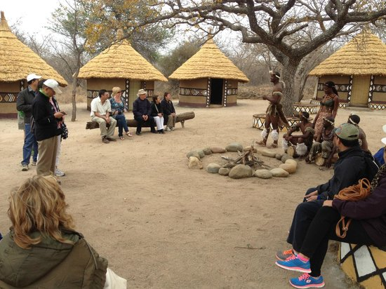 Nyani Cultural Village: Nyani Village @ Roots of Rhytm
